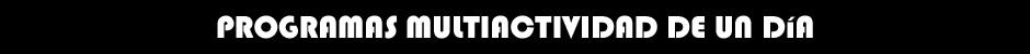 titol-programes-multiactivitats-cast