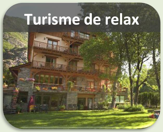 Botó Turisme de relax